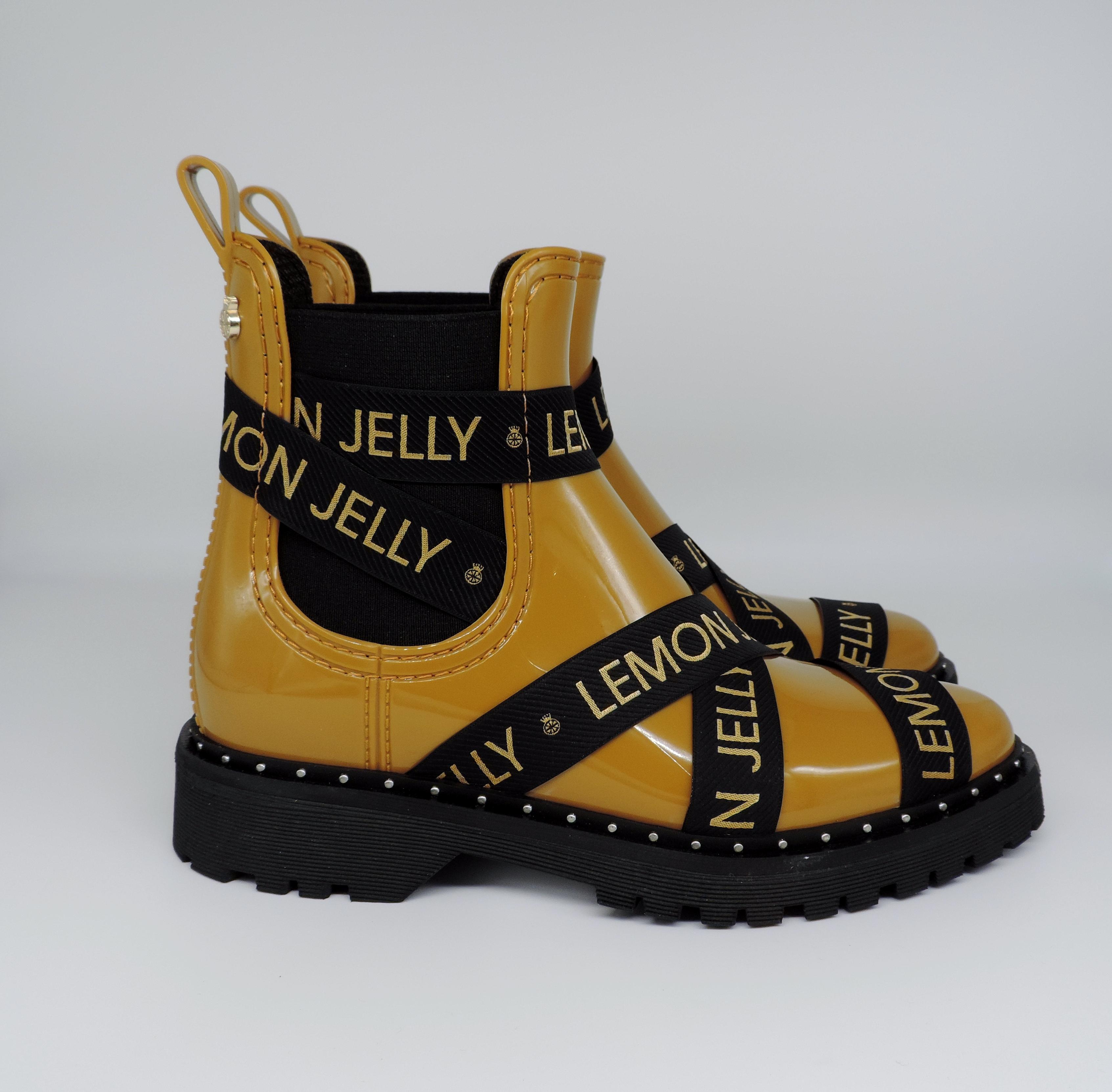 Lemon Jelly Gummistiefel