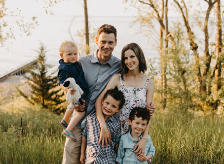 The Hoidas Family