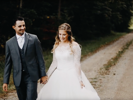 Corey + Corinne // Southern Ontario Wedding