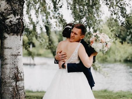 Samuel + Nora // Ontario Wedding Film