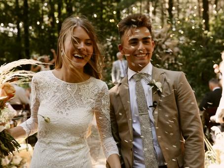 Devin + Jessica // Ontario Wedding Film