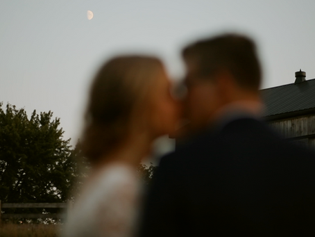 David + Kathleen // Wedding Film
