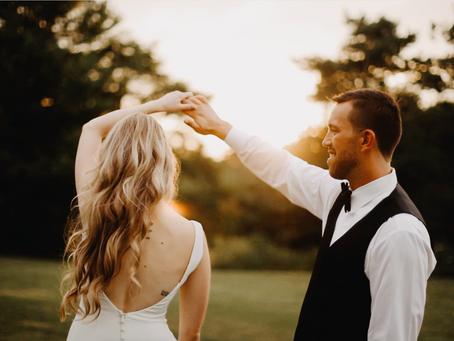 Blair + Alanna // Sydenham Ridge Wedding