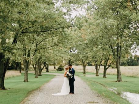 Steve + Kristine  //  Syndeham Ridge Wedding