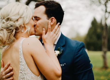 Derek + Mackenzie //  Bellamere Winery Wedding