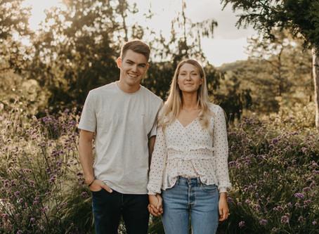 Isaac + Taylor // Hamilton Engagements