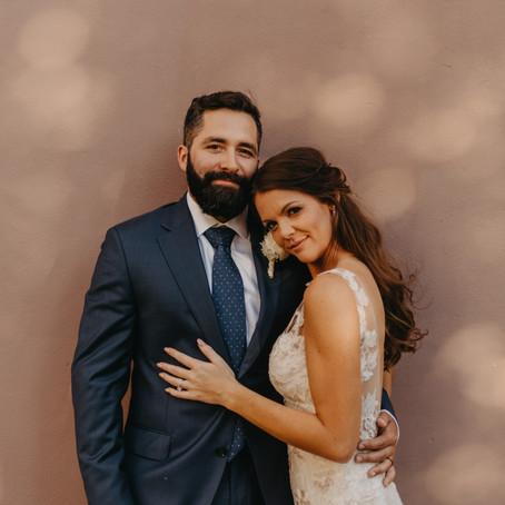 Joel + Amber // Savannah, Georgia Wedding