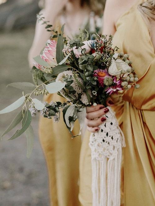 Claire Bouquet Wrap