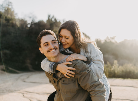 Mike + Cassie  //  Los Angeles Engagements