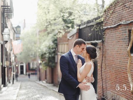 Gareth + Brianna  //  Boston Wedding Film