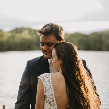Arie + Shakayla  //  Cumberland, Maryland Wedding