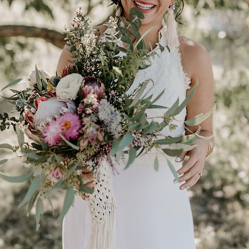 Billie Bouquet Wrap