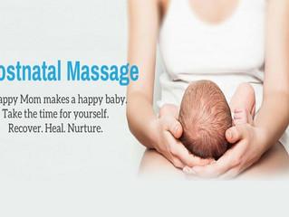Is it safe to have a massage after the birth? (And when?)