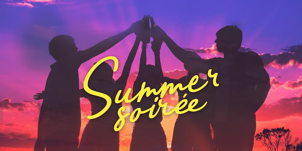 """FAMU's MMERI  Caribbean Village Festival - """"Summer Soirée"""""""