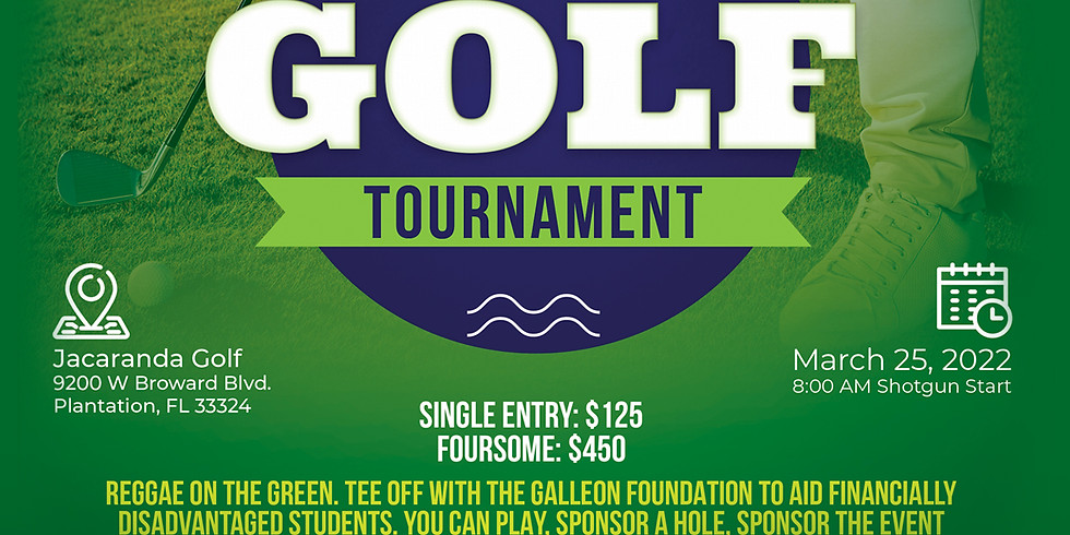 The Galleon Charity Golf Tournament