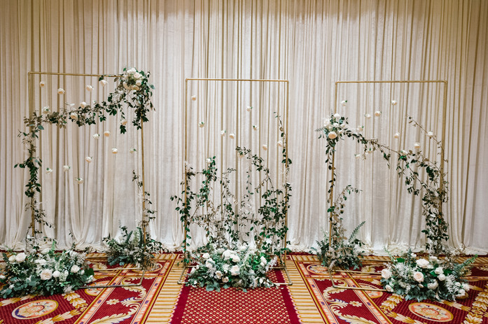 Floral Screen