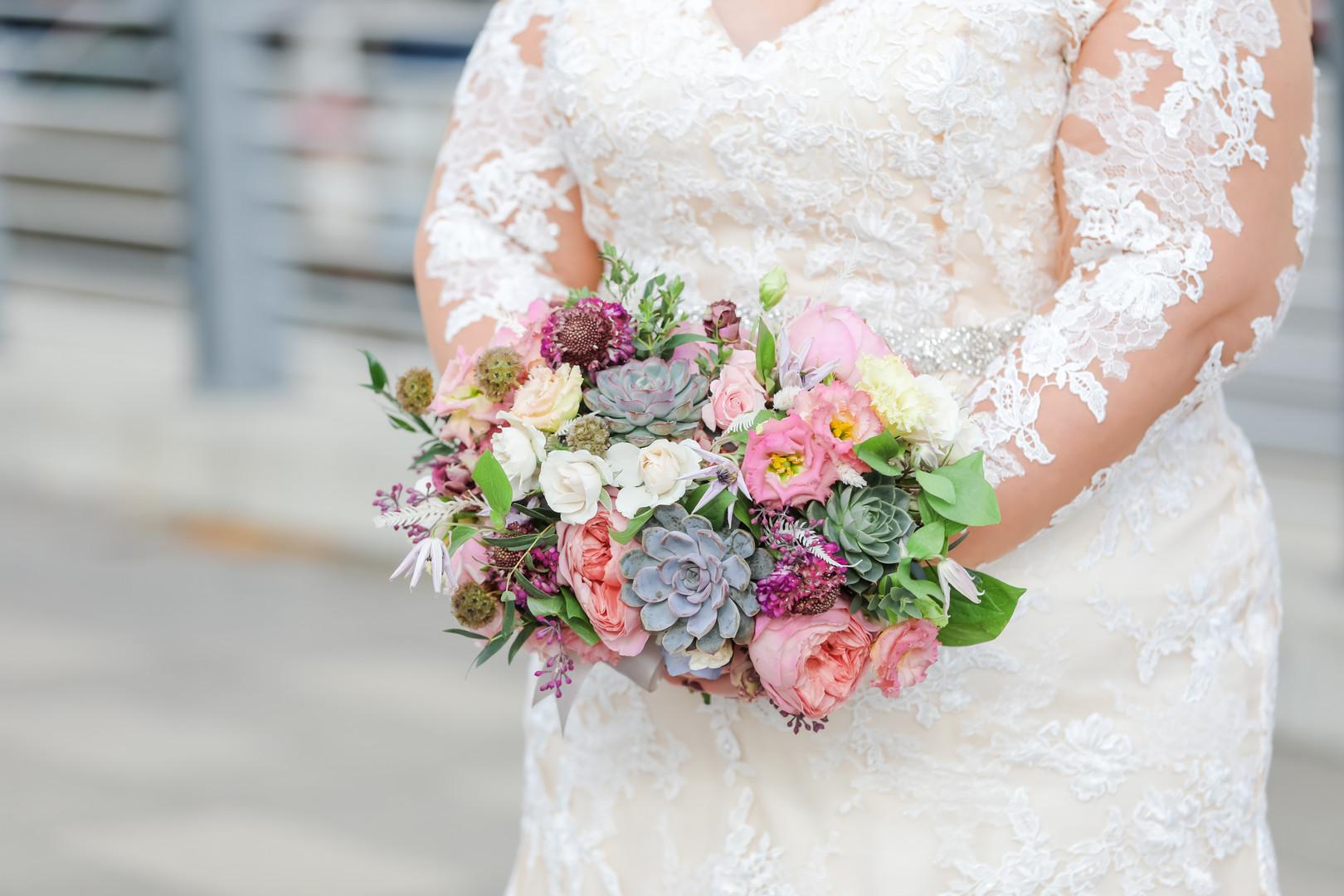 Madison's bouquet