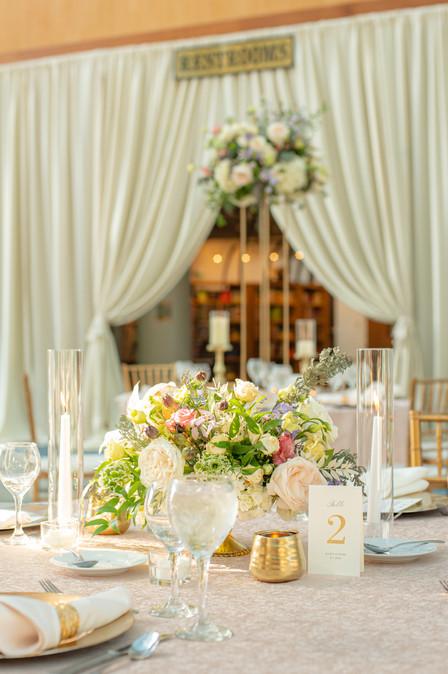 Kasey + Mark Wedding Reception