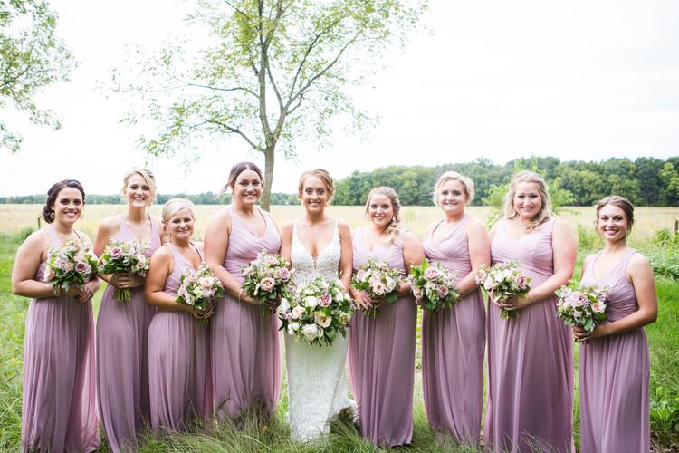 Mave bridal party
