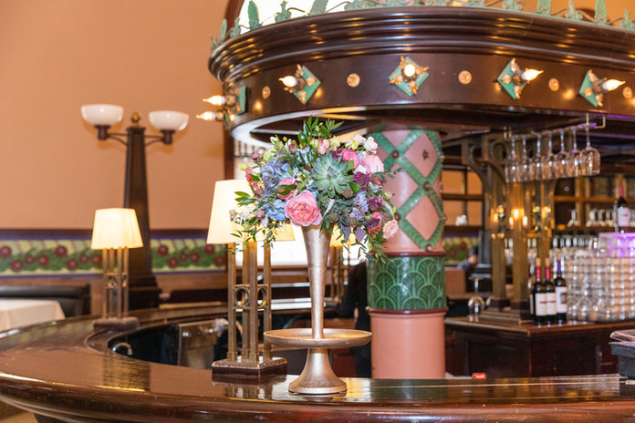Bar arrangement