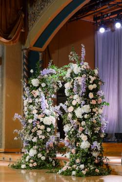 Dreamy Ceremony arch