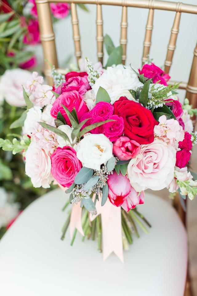 Perfect Spiral bouquet