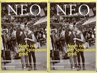 NEO Magazin: Ein neues Journal