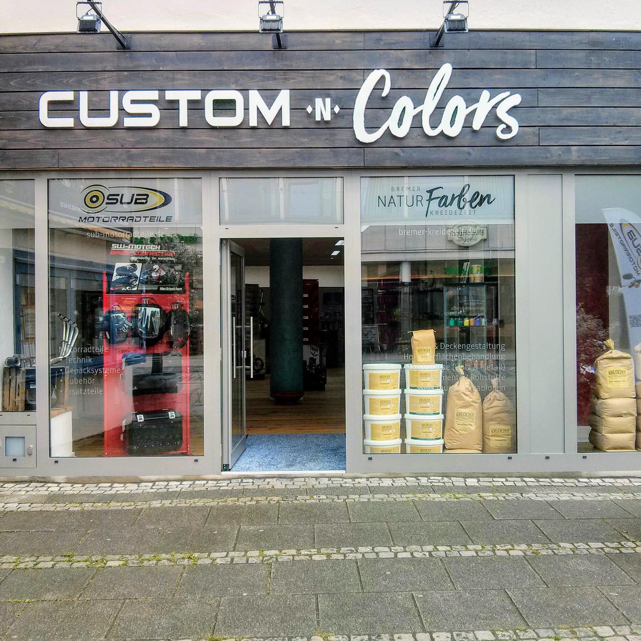 Laden Naturfarben
