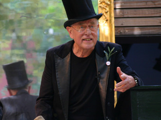 Claus Peymann - Regisseur, Intendant, Theatermacher