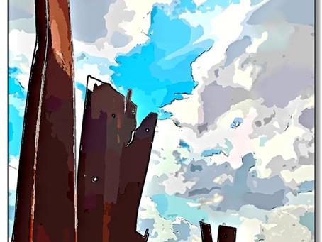 Der Himmel über Bremen