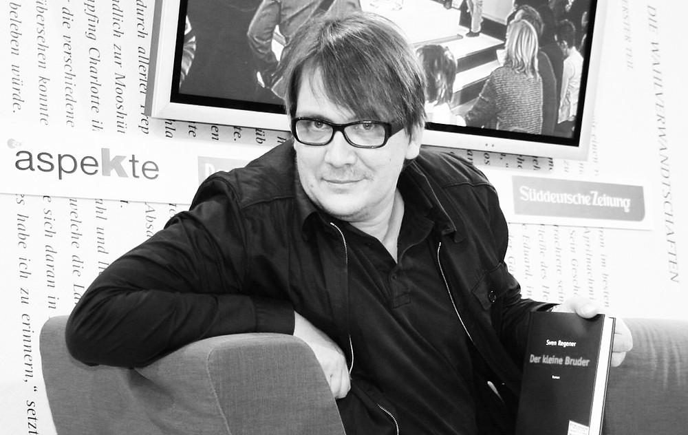 Sven Regner auf der Frankfurter Buchmesse 2008
