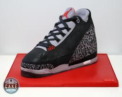 Air Jordan Custom Groom's Cake