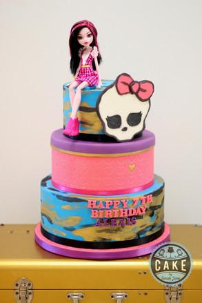 Custom Birthday Cake's!