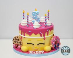 Shopkins Cake Cake