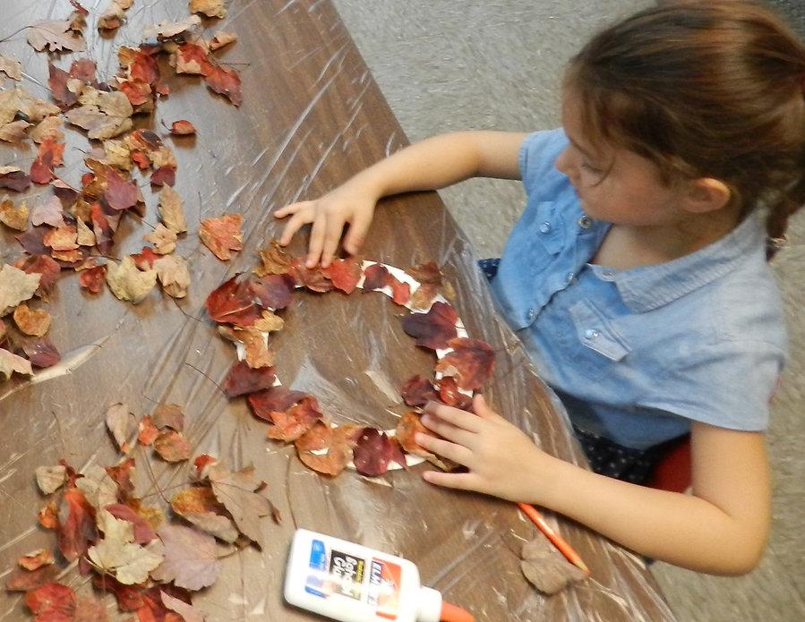 Fall Art Preschool