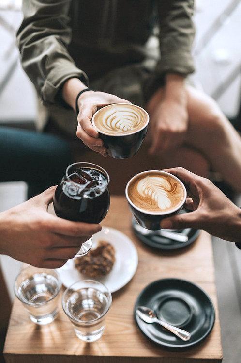 Hot Beverages Q3 2018