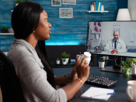 Consejos para una sesión de telesalud con tu terapeuta ocupacional