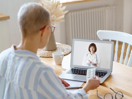 Una encuesta revela que los pacientes con cáncer de sarcoma agradecen la telesalud
