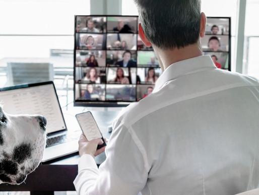 Consejos para conducir tu reunión virtual