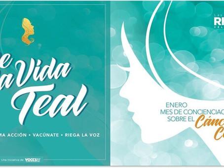 Enero: Mes de Concienciación sobre el Cáncer Cervical