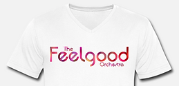 Feelgood t-skjorte t-shirt hvit white