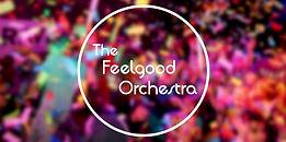 Klistremerke sticker the feelgood orchestra