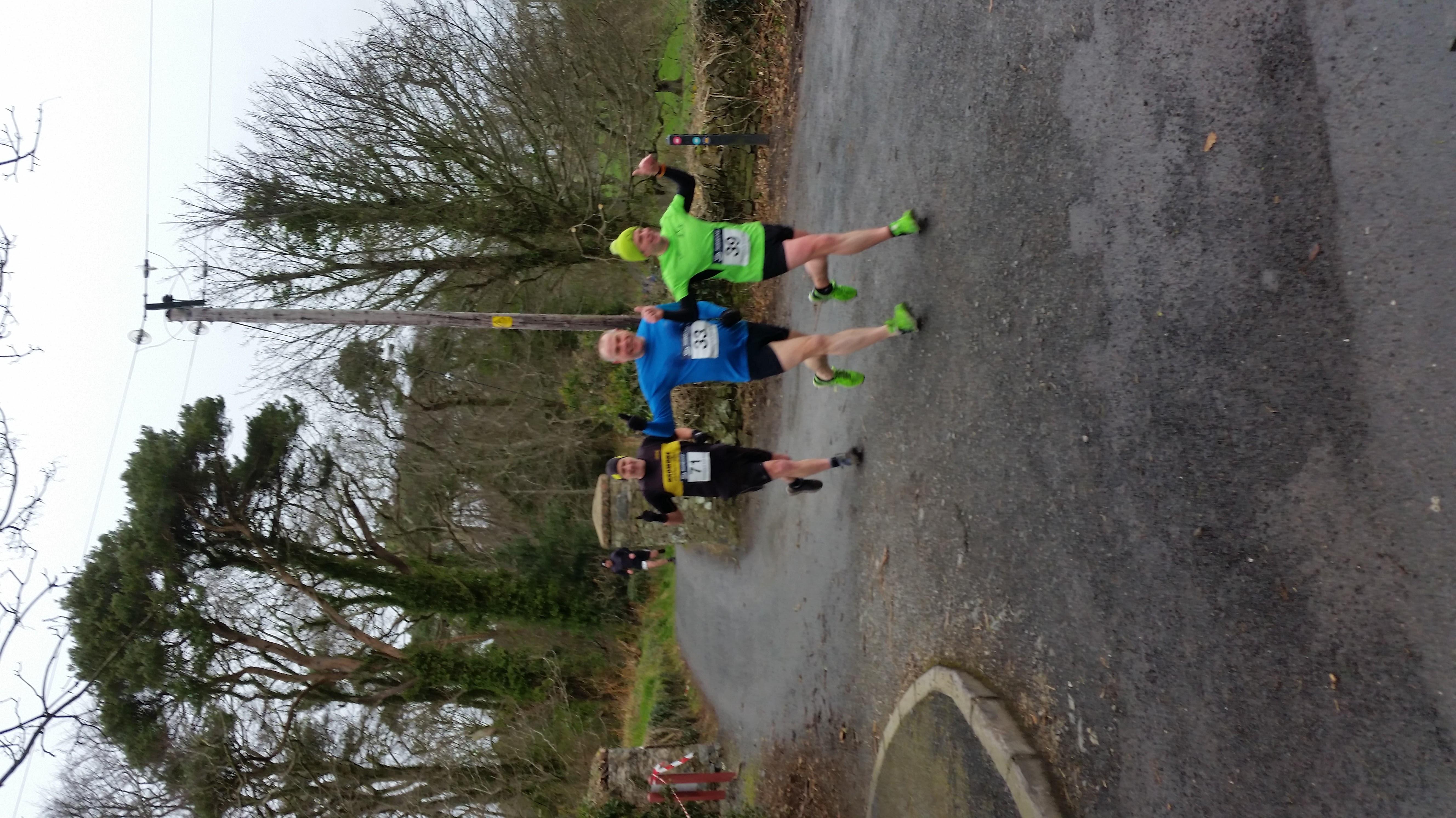 Castle Ward Trail Races