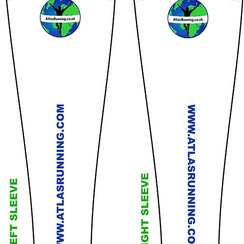 Atlas Running Compression Sleeves