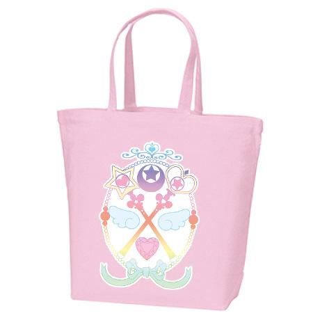 魔法エンブレムトートバッグ