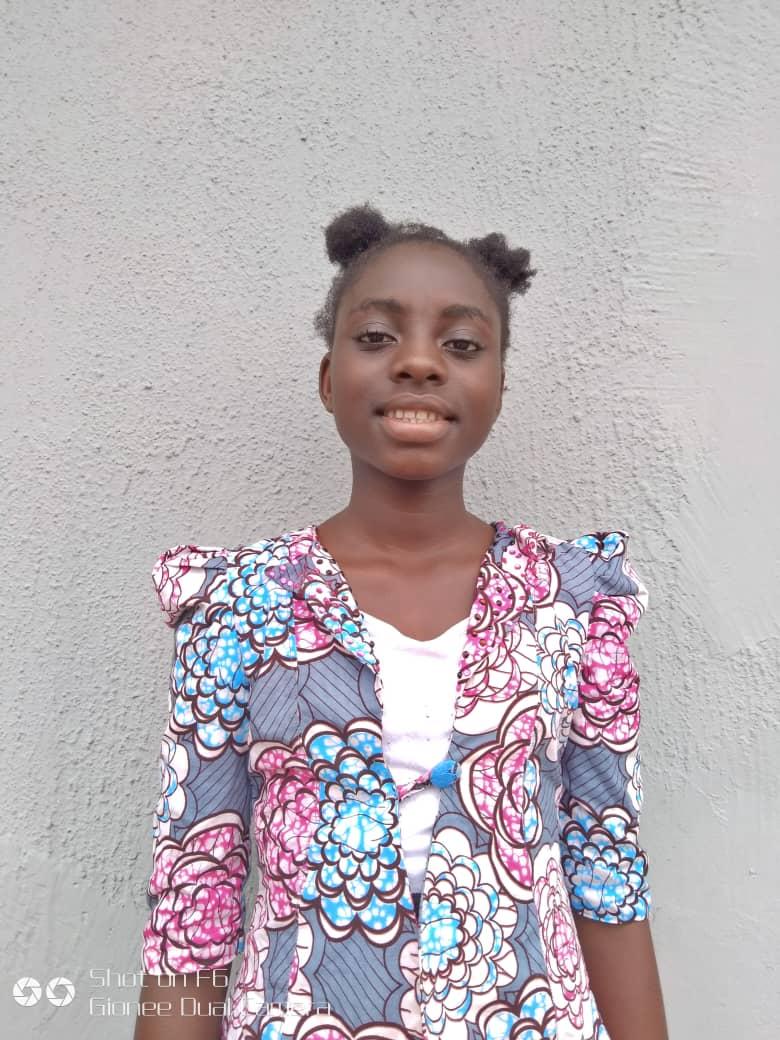 Sarah, 14
