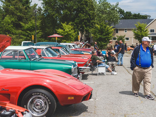 Facing Maine Charity Car Show Fundraiser - Huge Success!