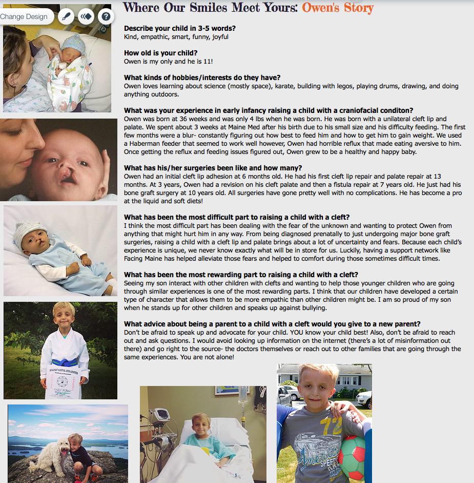 Owen's Story