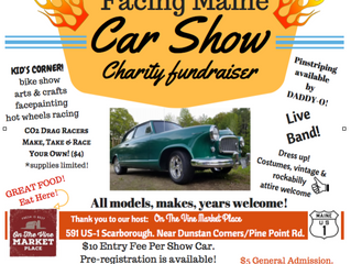 Facing Maine Charity Car Show