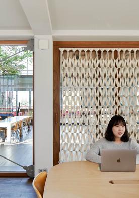 Plectere acoustic textile Springhouse 1.